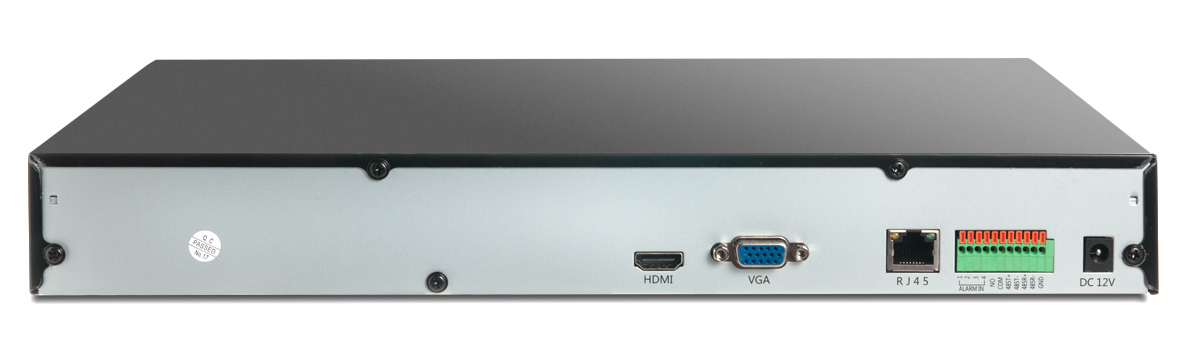 LC-NVR2109 - Rejestratory sieciowe ip