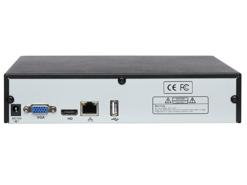EL-IP NV412 - Rejestratory 4-kanałowe
