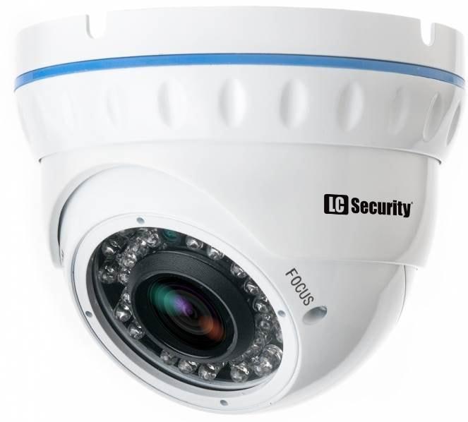 LC-676 AHD - Kamery kopułkowe