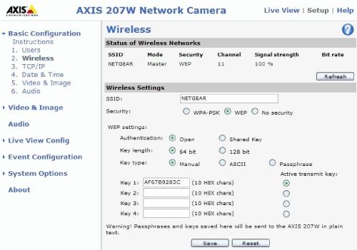 инструкция axis m7001