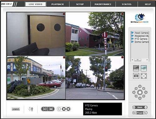 Kamering IP sklepu - Kamering / Monitoring IP