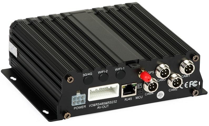 LC-1044 - Rejestrator mobilny 4-kanałowy - Rejestratory 4-kanałowe