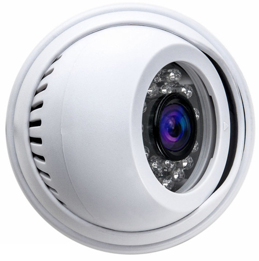 LC-304 - Kamery kopułkowe