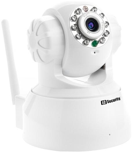 LC-355 S IP - Kamery obrotowe IP