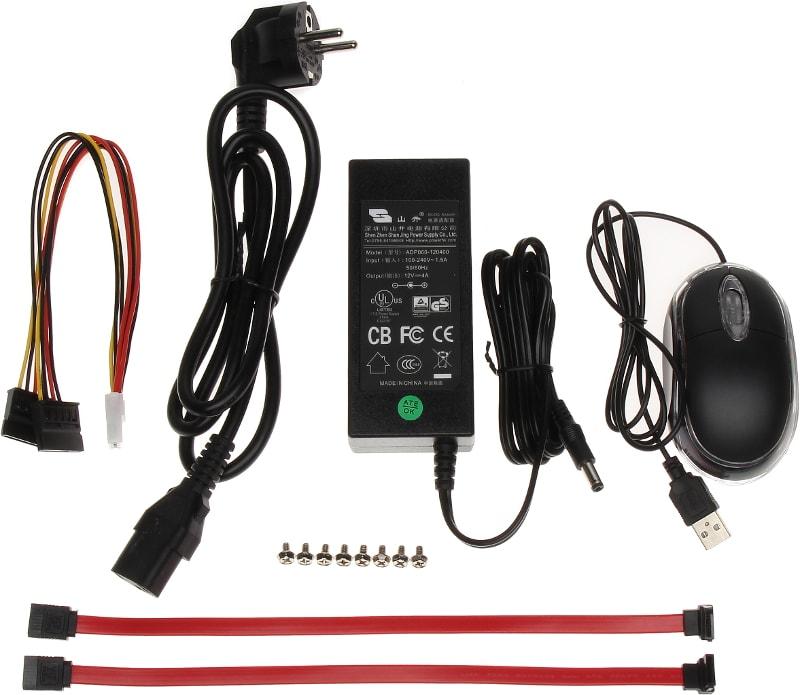LC-NVR16 HD - Rejestratory sieciowe ip