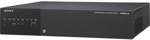 NSR-500/12TB Sony - Rejestratory sieciowe ip