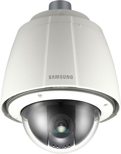 Samsung SNP-3371TH - Kamery obrotowe IP