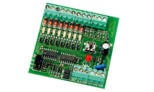 Satel ACX-100 - Urządzenia systemowe