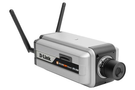 D-Link DCS-3430 - Kamery kompaktowe IP