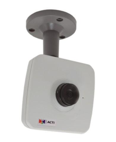 ACTi E12A - Kamery kompaktowe IP