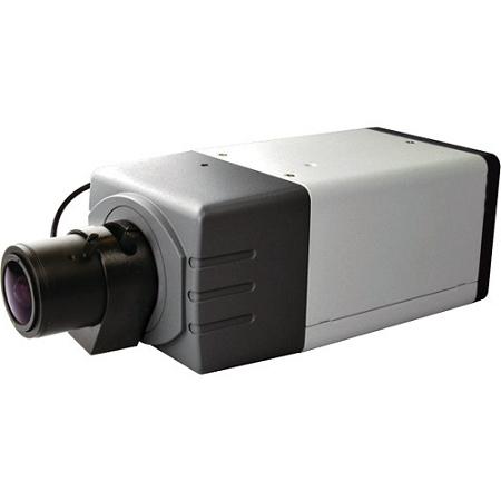 ACTi E21 z obiektywem zmiennoogniskowym - Kamery kompaktowe IP
