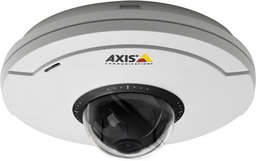AXIS M5013 PTZ - Kamery obrotowe IP
