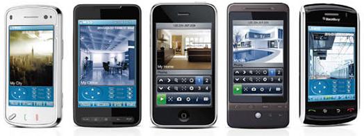 LC-355 IP WiFi SD IR P2P - Kamery obrotowe IP