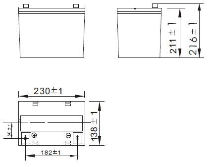 LC-ZZMWL55-12 - Akumulatory