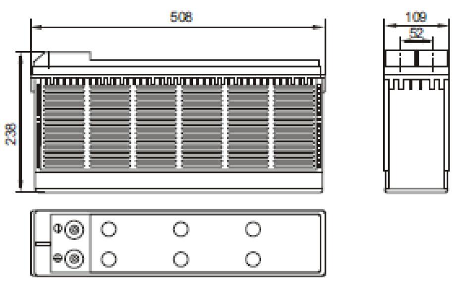LC-ZZMWLFT105-12 - Akumulatory