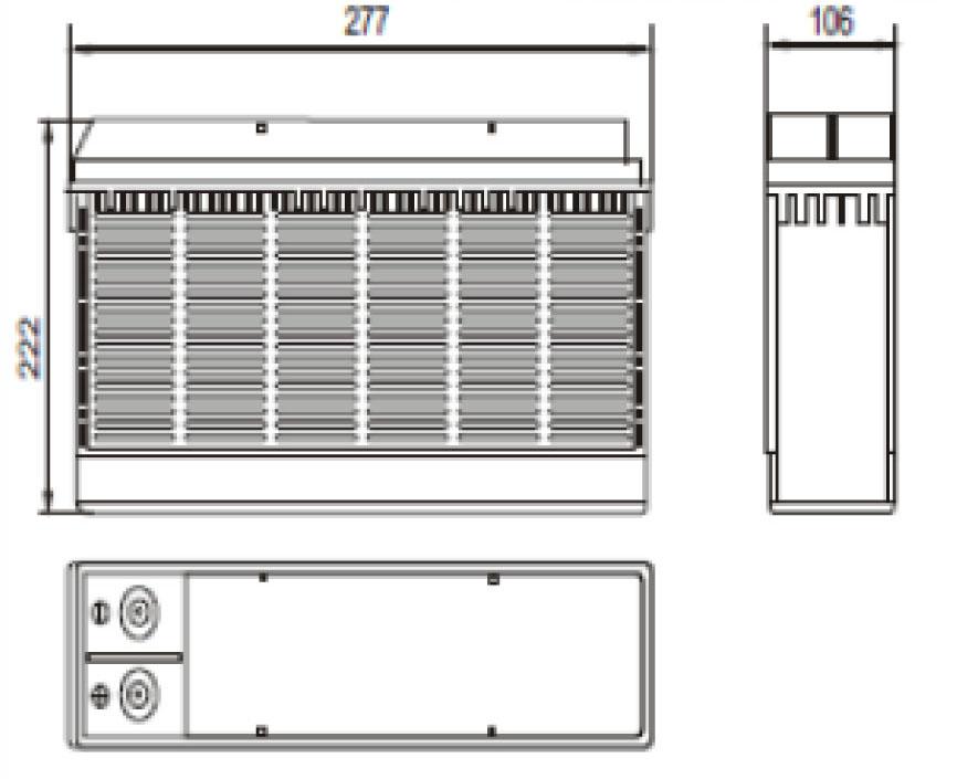 LC-ZZMWLFT55-12 - Akumulatory