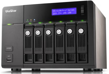 QNAP VS-6116PRO+ - Rejestratory sieciowe ip
