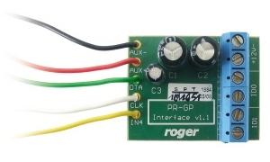 ROGER PR-GP-BRD - moduł dopasowująco-separujący