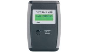ROGER Patrol II LCD