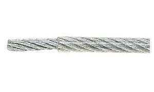 Linka stalowa LC-LS-4/200/PVC  - 200 m