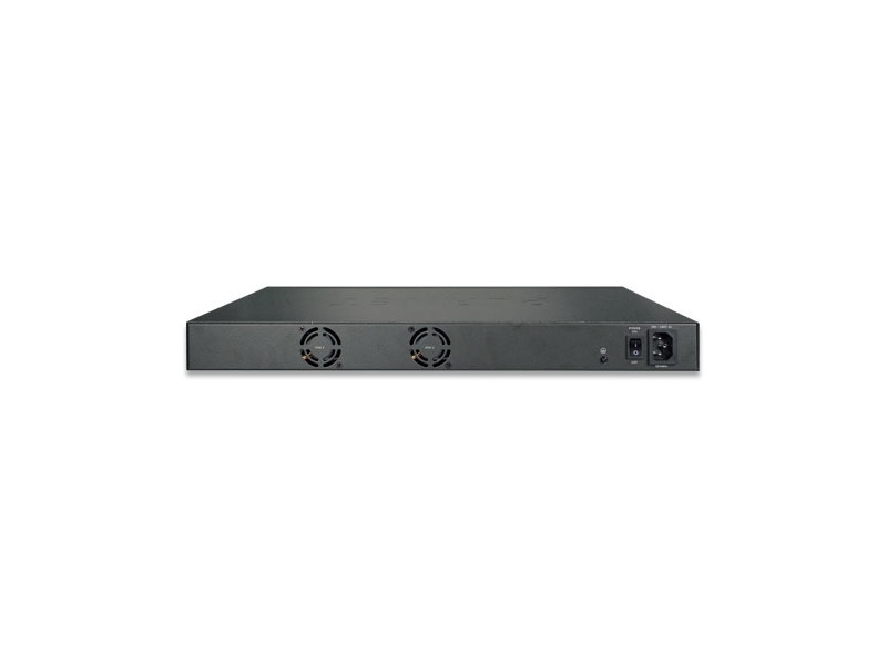 Planet FGSW-2624HPS - Switch 24xPoE + 2xTP/SFP